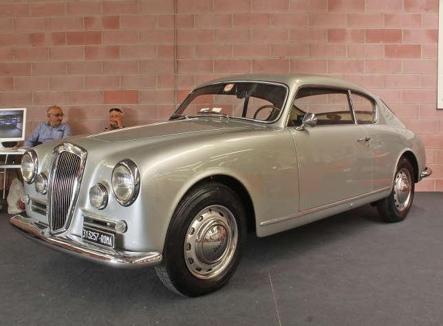 La B20, l'un des grands classiques de l'automobile italienne des années 1950.