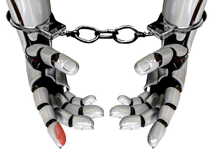 «Aujourd'hui, le droit distingue toujours clairement une machine – un objet sans intentionnalité – d'une personne – un sujet responsable. Or, avec l'émergence d'une robotique douée d'IA et d'autonomie, ces deux notions, reconnaît-il, s'amalgament », selon le juriste Ryan Calo.