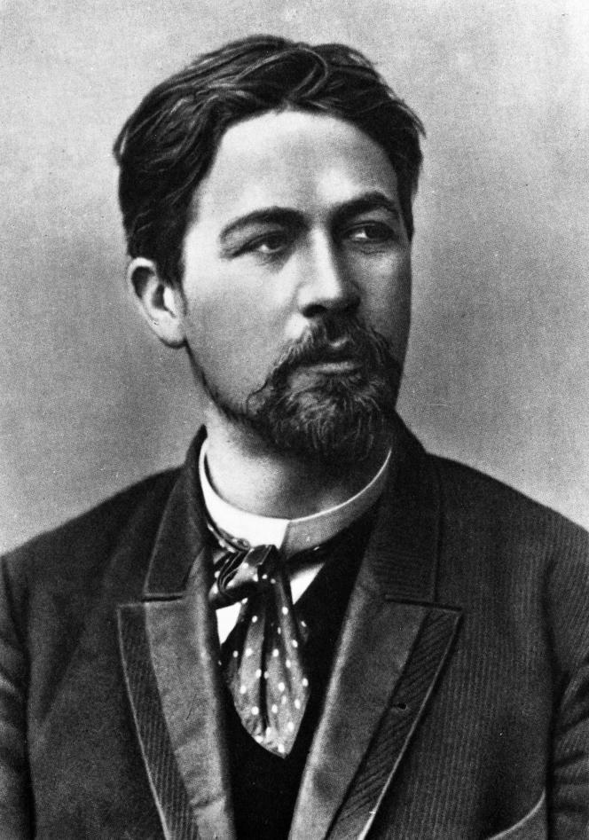 «Cette correspondance offre un éclairage unique sur la génération qui va bientôt partir à l'assaut du tsarisme » (Photo: Anton Tchekhov en 1893).
