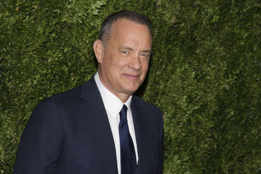 Tom Hanks à New York, le 15 novembre 2016.