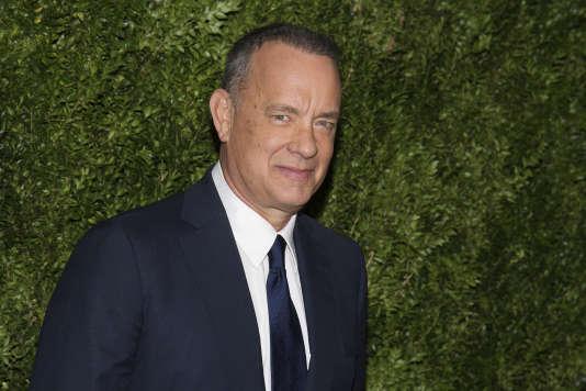Tom Hanks à New York, le 15 novembre 2016.
