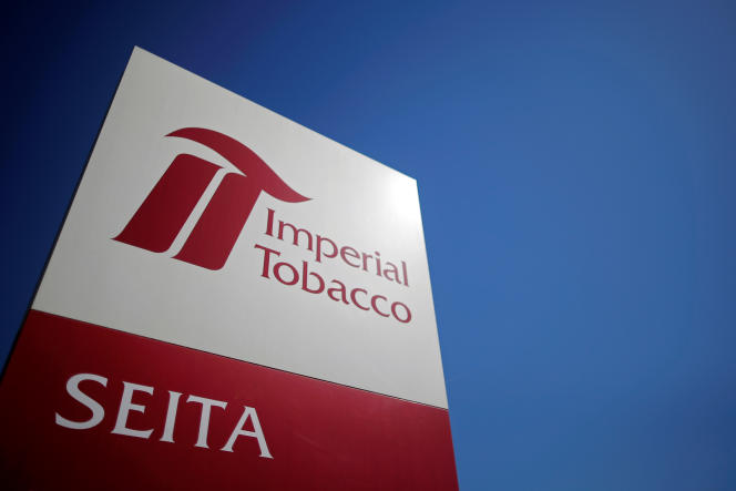 Seita est la filiale française de Imperial Tobacco.