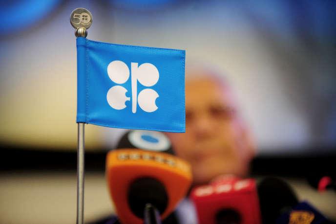 Le logo de l'OPEP.