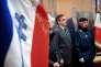 « Le conservatisme nouvelle manière qui est en train de se chercher un peu partout procède de la frustration proprement politique que suscite le règne néolibéral, dans ses deux visages, de droite et de gauche » (Photo: Francois Fillon lors de sa visite de la maison natale de Charles de Gaulle à Lille le 9 novembre).