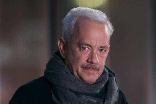 Tom Hanks joue le rôle du pilote Chesley Sullenberger dans le film «Sully» réalisé par Clint Eastwood.