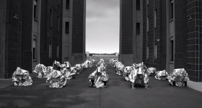 Une image du clip de«Putain d'époque», de Dosseh.