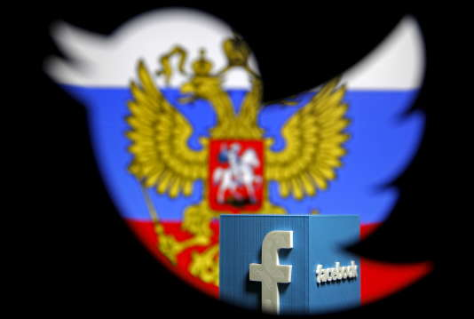 Un drapeau russe.