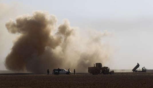 Au sud de Tal Afar, le 29 novembre.