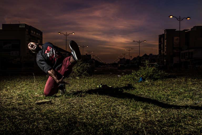 « La Douleur», photographie de Siaka Soppo Traoré.