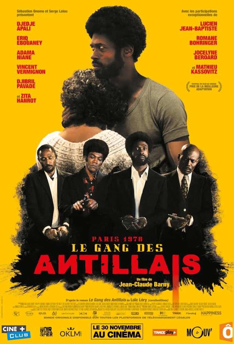L'affiche du« Gang des Antillais».