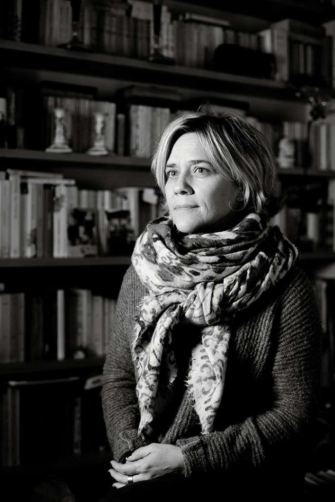 Laure Watrin, journaliste et auteure du guide « New York, Out of the Box ».
