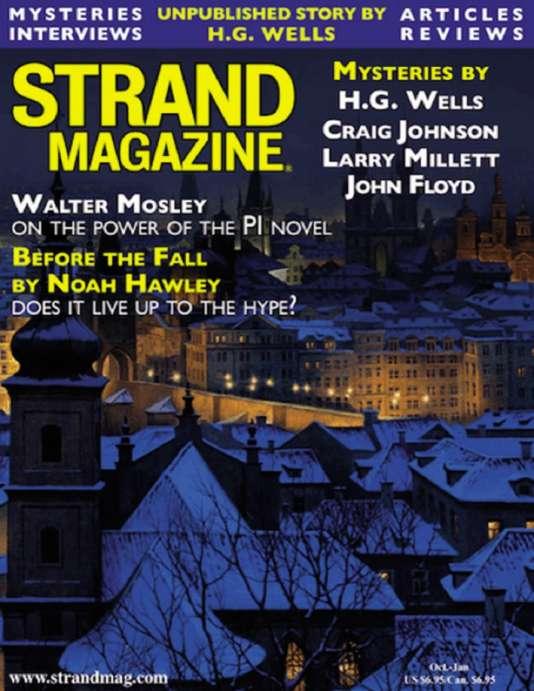 La revue britannique« The Strand Magazine» a publié en novembre une nouvelle inédite de H. G. Wells.