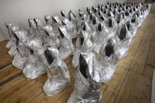 «Ghost» (2007), de Kader Attia.
