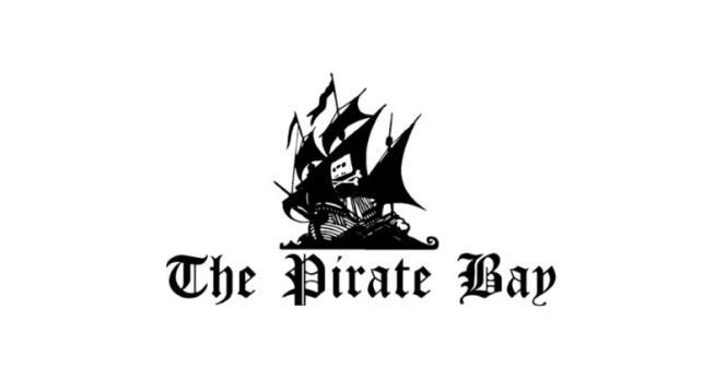 Logo de The Pirate Bay.