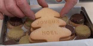 Les biscuits de Noël de Gilles Marchal.