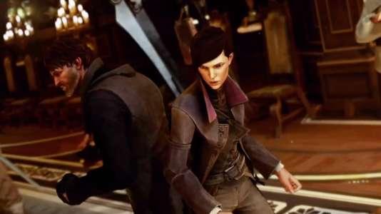 «Dishonored 2» permet de jouer le protagoniste du premier épisode, Corvo, ou sa fille, devenue impératrice déchue.