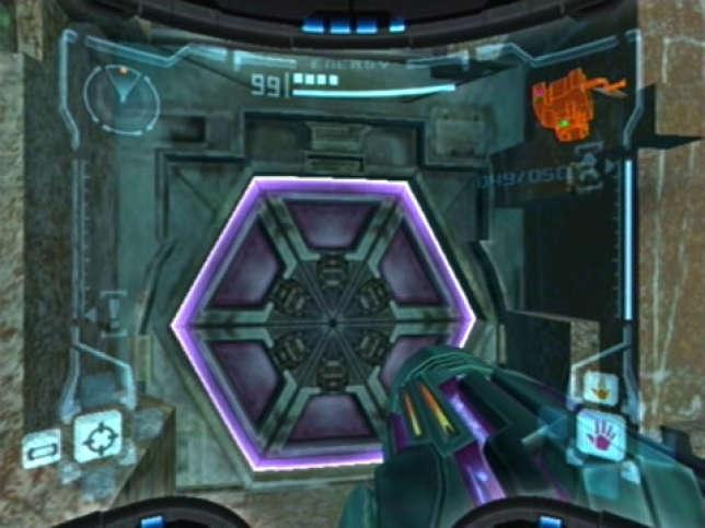 Dans «Metroid Prime», les sas s'écartent au ralenti durant le temps de chargement.