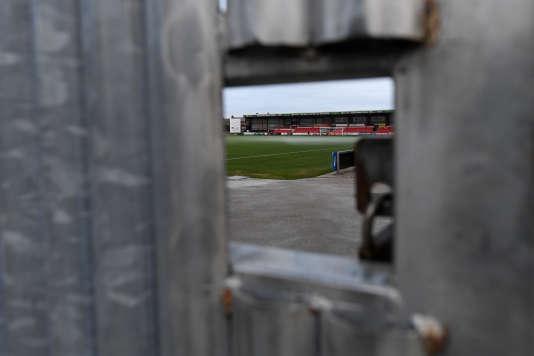 Le stade Alexandra du club Crew Alexandra.