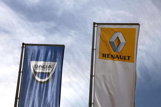 Le groupe Renault a vu ses immatriculations s'envoler de 23,3 %, en particulier grâce à sa marque low cost Dacia.