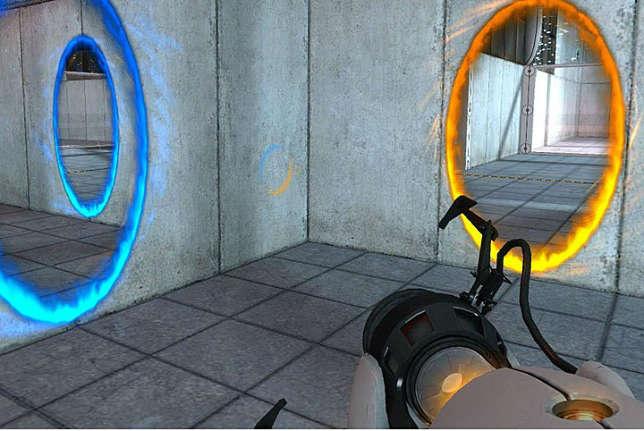 «Portal» remanie complètement le concept de porte.