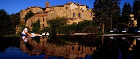 Cet ancien monastère médiéval est l'endroit idéal pour retrouver l'équilibre après les fêtes de fin d'année.