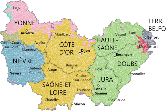 nevers-region-bourgogne
