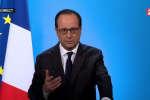 François Hollande, jeudi 1er décembre en direct de l'Elysée.