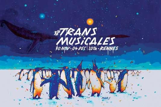 La 38e édition du festival de musiques se déroule à Rennes, du 30 novembre au 4 décembre.