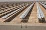 Parmi les projets qui ont bénéficié de subventions de l'Agence française de développement: la centrale solaire Noor, près de Ouarzazate (Maroc).
