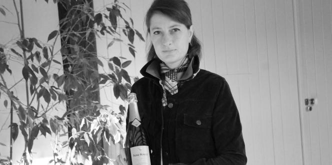 Valérie Charpentier, Champagne Pierre Moncuit.