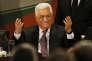 Mahmoud Abbas au congrès du Fatah, à Ramallah, le 30 novembre 2016.