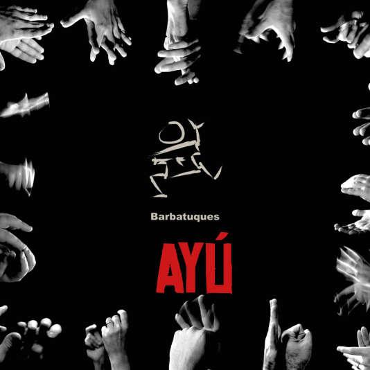 Pochette de l'album de Barbatuques, «Ayú».