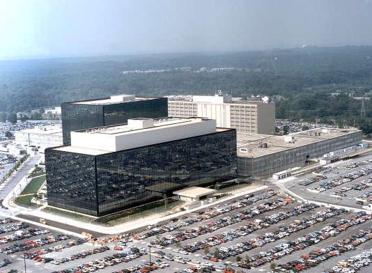 Le siège de la NSA à Fort Meade, dans le Maryland, en 2006.