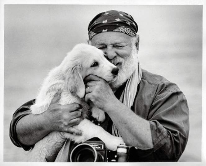 Portrait de Bruce Weber.