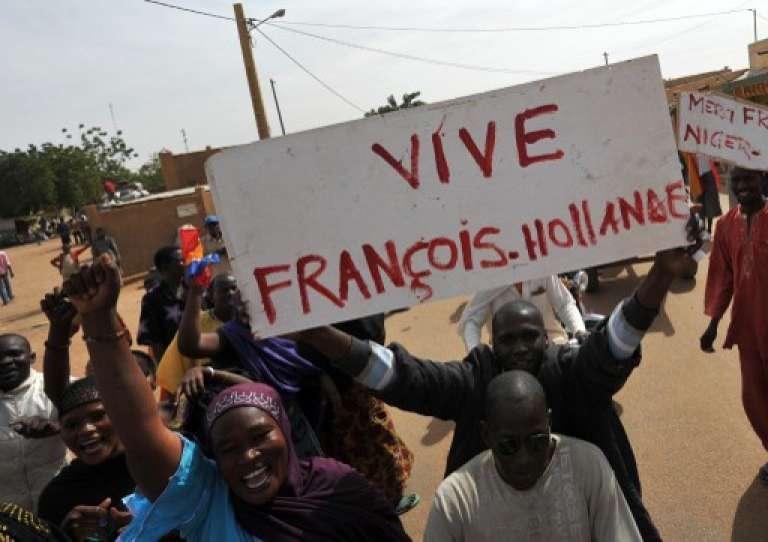 A Ansongo, dans le nord du Mali, le 29 janvier 2013.