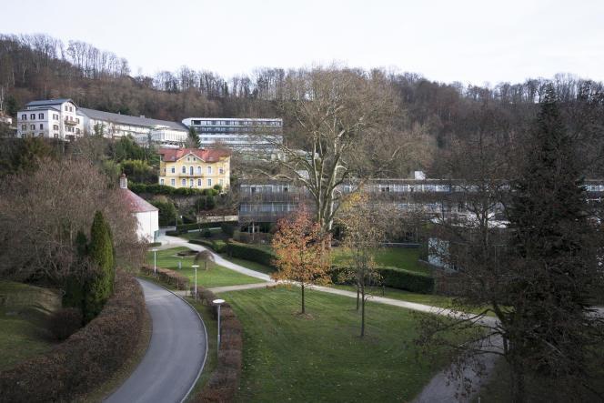 Dans la commune de Bad Gleichenberg (Land de Styrie), le 30 novembre.
