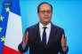 Allocution télévisée de François Hollande, président de la république, jeudi 1er décembre.