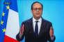 François Hollande lors de son annonce sur France 2 le 1er décembre.