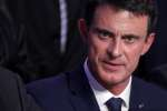 French Prime Minister Manuel Valls attends a news conference during an Interministerial Committee on Disability, in Nancy, France, December 2, 2016. REUTERS/Vincent Kessler