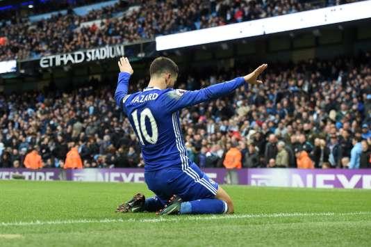 Eden Hazard, le 3 décembre face à Manchester City.