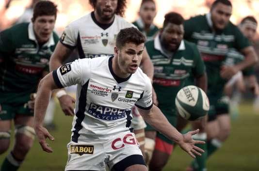 Le joueur de Clermont Damian Penaud lors du match face à Pau, le 3 décembre.