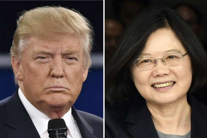 L'échange téléphonique entre Donald Trump et la présidente Tsai Ing-wen n'était qu'un «appel de courtoisie», selon Mike Pence.