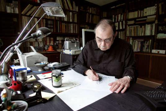 Marcel Gottlieb, le 4 mai 2005.
