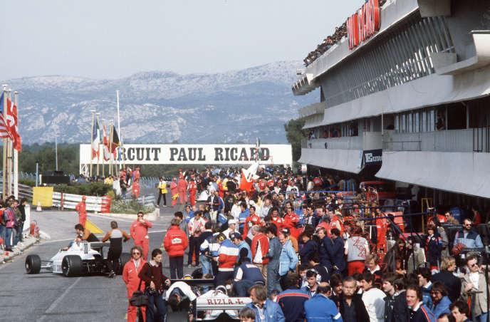 F1 Un Grand Prix De France En 2018 Apres Dix Ans D Absence