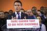 Manuel Valls annonce sa candidature à l'élection présidentielle de 2017 à la mairie d'Evry.