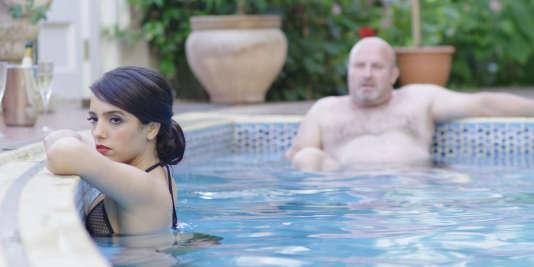 L'actrice Hafsia Herzi dans « Sex Doll » de Sylvie Verheyde.