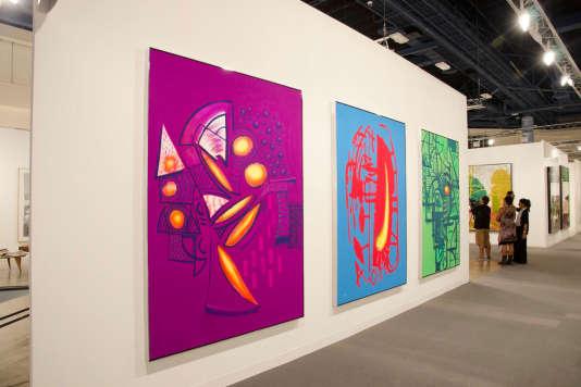 La Foire Art Basel à Miami, grand raout de l'art contemporain, s'est clos dimanche 4 décembre.