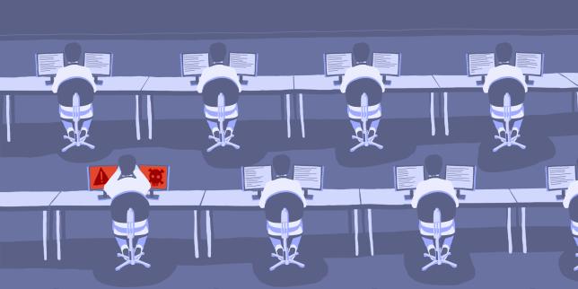 Le réseau Emotet, l'un des plus gros logiciels de cybercriminalité, démantelé lors d'une opération internationale