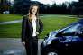 Marie Bolloré est directrice générale des applications mobilité électrique du groupe Bolloré.