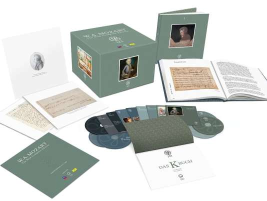 Wolfgang Amadeus Mozart : « The New Complete Edition »